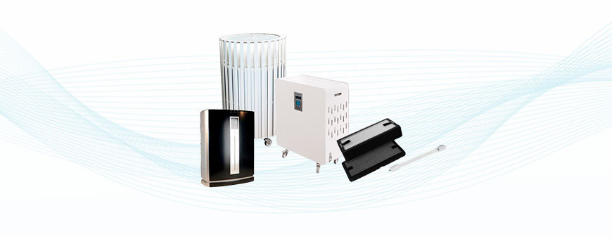 Ilmanpuhdistaminen laadukkailla ilmanpuhdistimilla