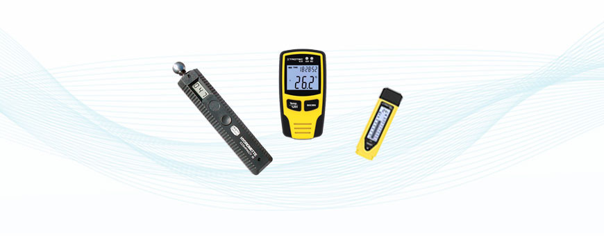 Lämpö- ja kosteusmittarit