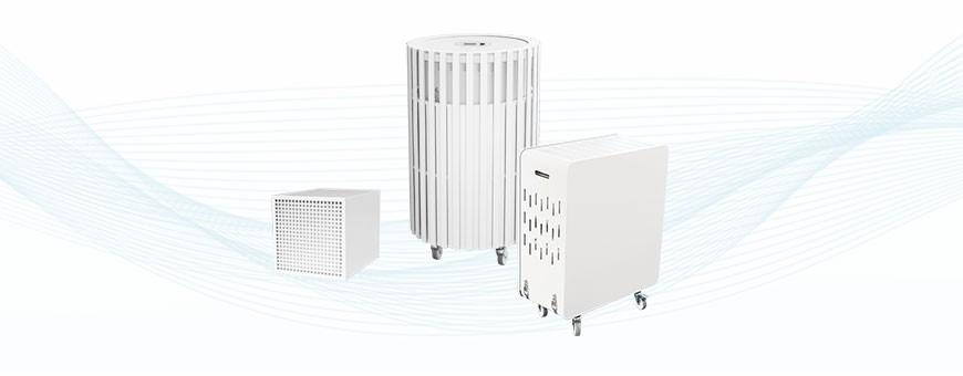 Laadukkaat ilmanpuhdistimet
